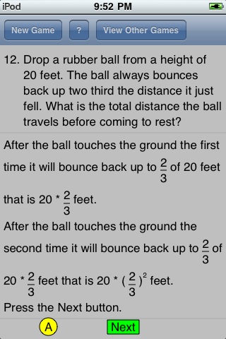 rubber ball analyze 1