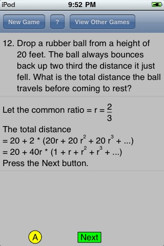 rubber ball analyze 2